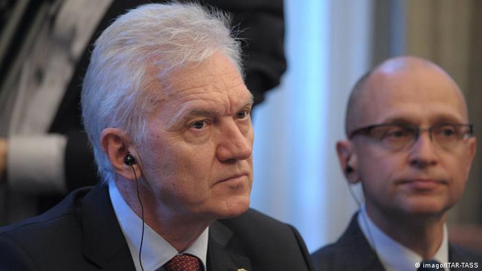 Основатель Gunvor Геннадий Тимченко