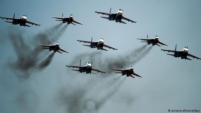 Russian jets