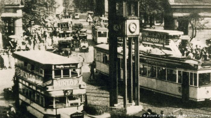 Potsdamer Platz in the late 1920s
