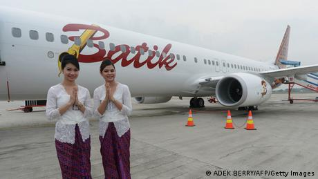 Indonesien Batik Air