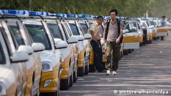 Taxis Weltweit China