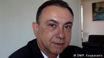 Ο πρόεδρος της Επιτροπής Ελληνογερμανικής Φιλίας στο ελληνικό κοινοβούλιο Χρήστος Κέλλας