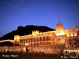 Palast der Grimaldis