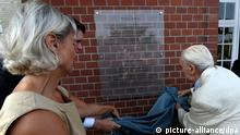 Gedenktafel auf Sylt erinnert an Verbrechen des Henkers von Warschau, Heinz Reinefarth