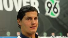 15.07.2014, Hannover Fussball, Fußball, Bundesliga Saison 2014 - 2015, Hannover 96, Training, Miiko Albornoz