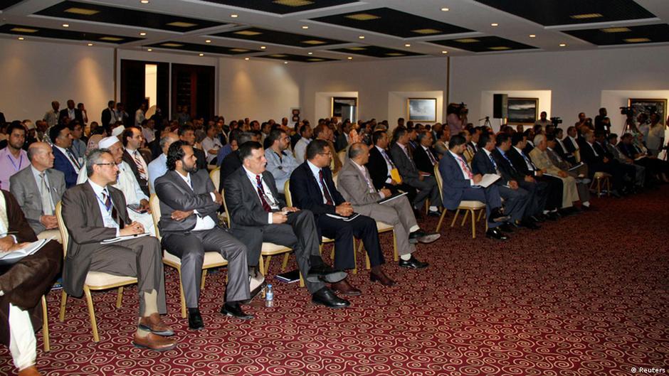 البرلمان الجديد..أمل ليبيا الأخير؟ | DW | 04.08.2014
