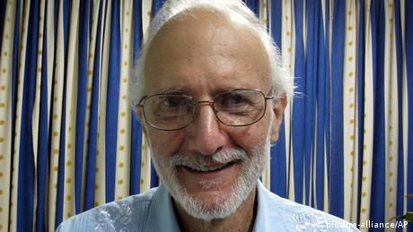 Kuba USA Alan Gross in Havana