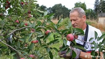 USA Landwirtschaft Bloomfield Organics CropMobster