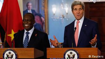 USA Washington Afrika Gipfel 4.8.2014