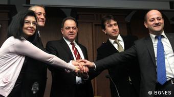 Bulgarien Mitte-Rechts-Bündnis Reformatorski Block