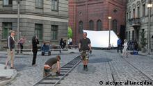 Filmstadt Babelsberg Kulisse der Berliner Straße
