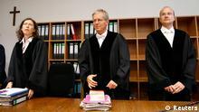 Formel 1 Chef Bernie Ecclestone Bestechungsprozess Richter 5. August