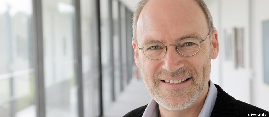 Jornalista Christoph Hasselbach