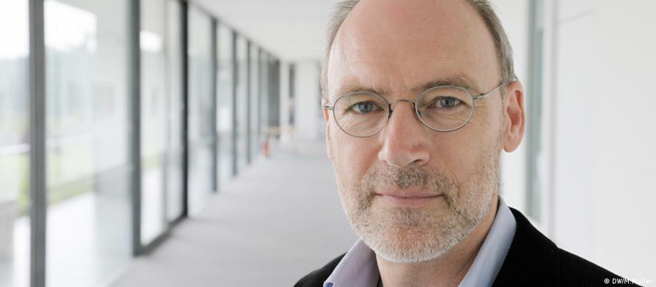 Christoph Hasselbach foi correspondente da DW em Bruxelas