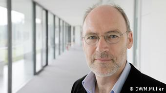 Christoph Hasselbach (DW/M.Müller)
