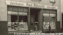 Bildergalerie Aldi - Karl Albrecht Spiritousen und Lebensmittel 1930