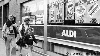 To Aldi την δεκαετία του 1980