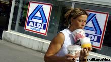 Bildergalerie Aldi Aldi in Frankreich