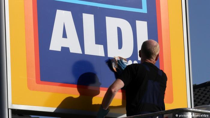 Bildergalerie Aldi Logo