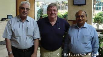 Employees from India Europe Al