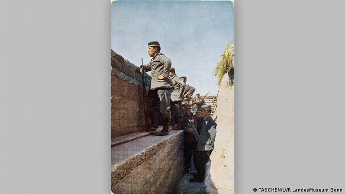 Bildergalerie Der Erste Weltkrieg in Farbe Taschen Verlag