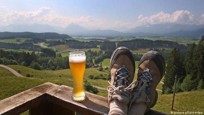 Bildergalerie Wandern in Deutschland - Schwaben Bier