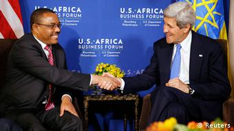USA-Afrika-Gipfel in Washington 05.08.2014