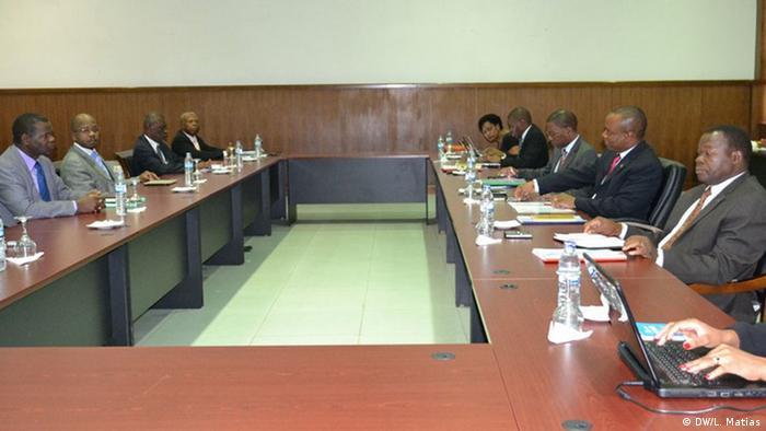 Diálogo entre a RENAMO e o Governo