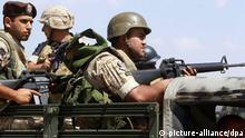 Libanon Arsal Kämpfe gegen Islamisten