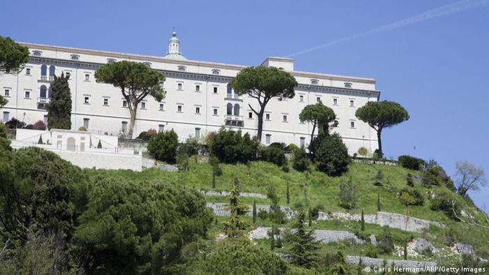 Monte Cassino 2014 (Carlo Hermann/AFP/Getty Images)