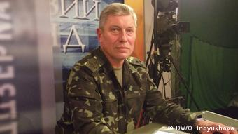Юрій Калгушкін, заступник військового комісара Харківщини