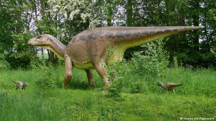 Iguanodon (imago stock&people)