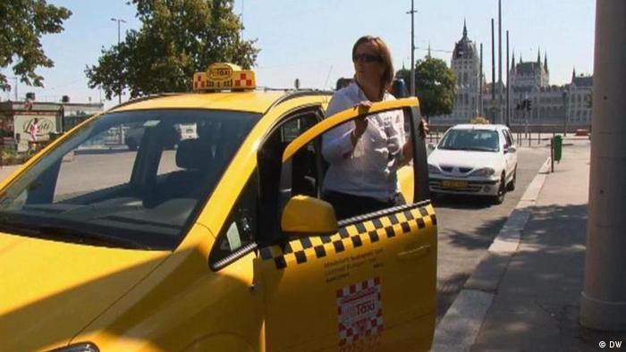 Ungarn Taxi in Budapest euromaxx