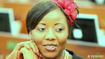 Mosambik Parteien Ivone Soares von RENAMO