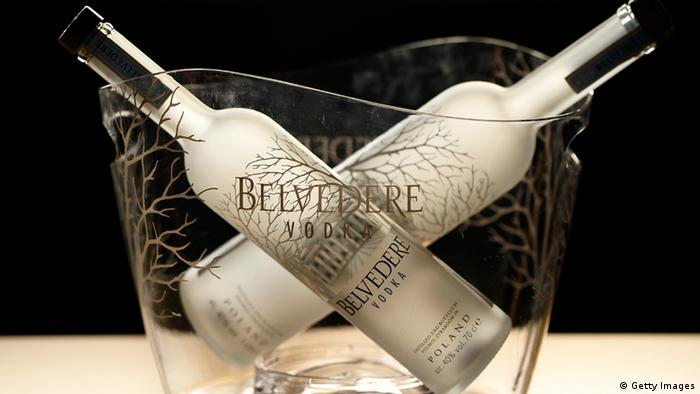 Vodka Belvedere (Getty Images)