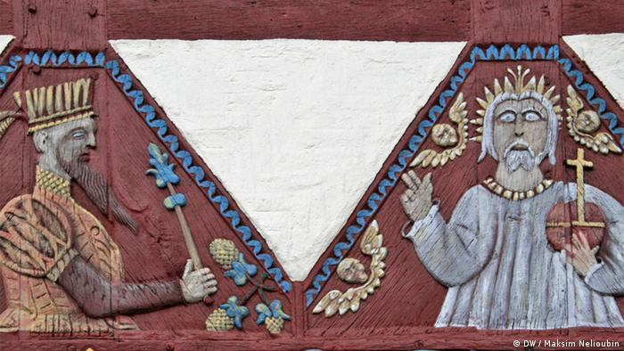 Монастырь Люне