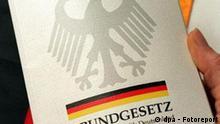 Kushtetuta gjermane