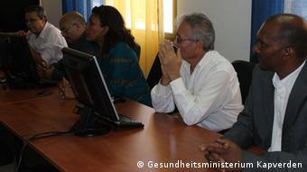 Nationale Kommission der Kapverden zur Ebola-Bekämpfung