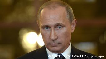 Wladimir Putin Photo: ALEXEI NIKOLSKY/AFP/Getty Images)