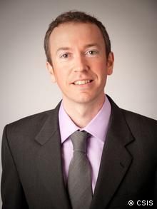 Richard Downie, Afrikaexperte von CSIS in Washington