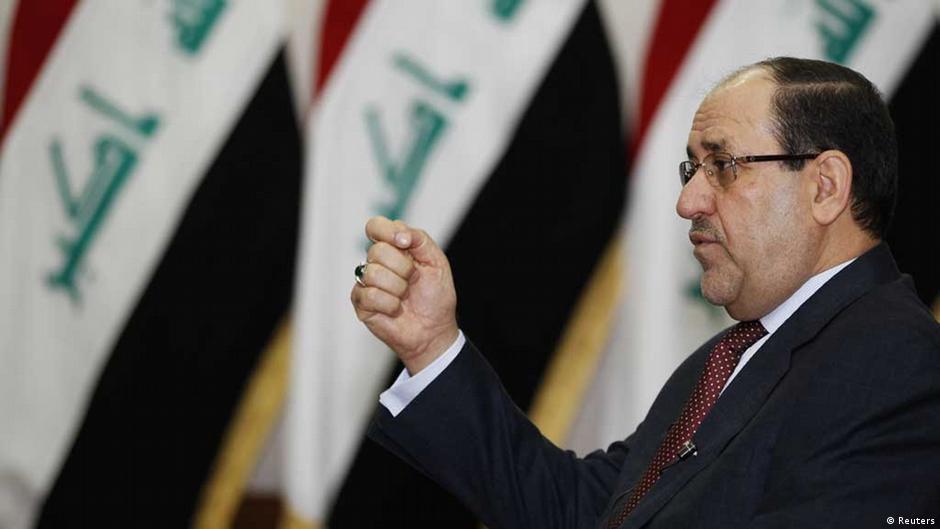 المالكي يرفض التخلي عن السلطة بدون قرار من المحكمة الاتحادية | DW | 13.08.2014