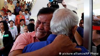 Kambodscha Khmer Rouge Urteil 7. August
