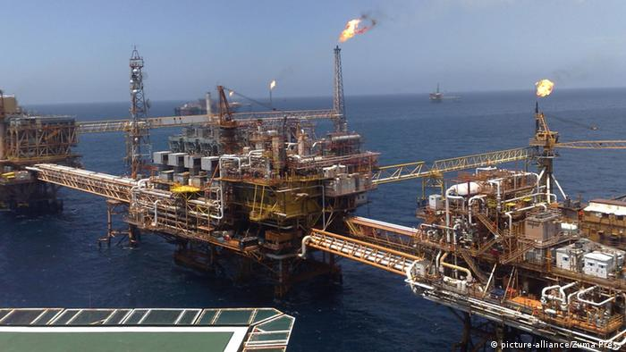 Energie Mexiko Pemex