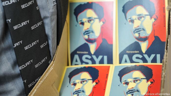 Snowden Asyl in Russland
