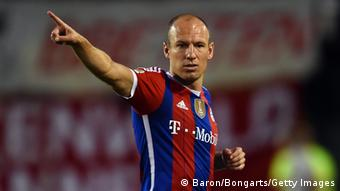 Arjen Robben während dem MLS All-Star Spiel. (Photo by Lars Baron/Bongarts/Getty Images)
