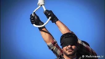 Iran-Wochengalerie KW 32 Hinrichtung