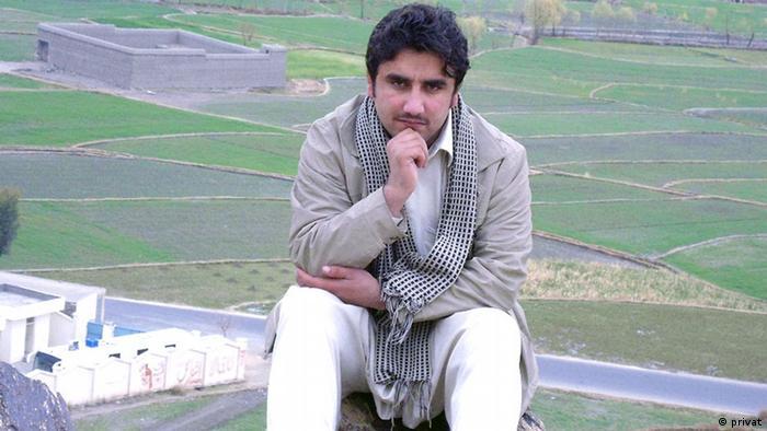 Zerak Zaheen, DW-Korrespondent in Afghanistan