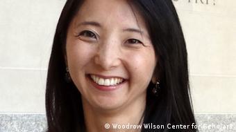 he senior Northeast Asia associate at the Washington-based Woodrow Wilson Center's Asia.