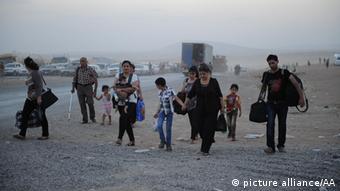Izbjeglice u Iraku