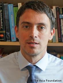 Patrick Barron - Regional Director, Conflict and Development at The Asia Foundation.